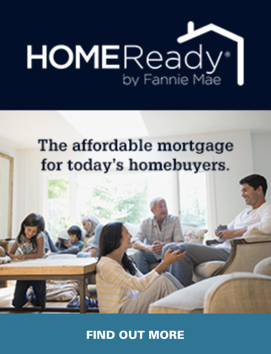 Homeready advertisement