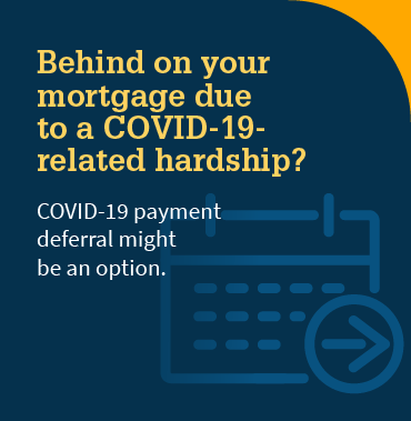 COVID-19 payment deferral might be an option.